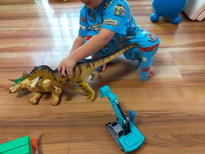 トイサブの3歳のおもちゃ